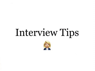 Interview Tips: Common Questions And Answers